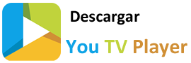 descargar you tv player logo
